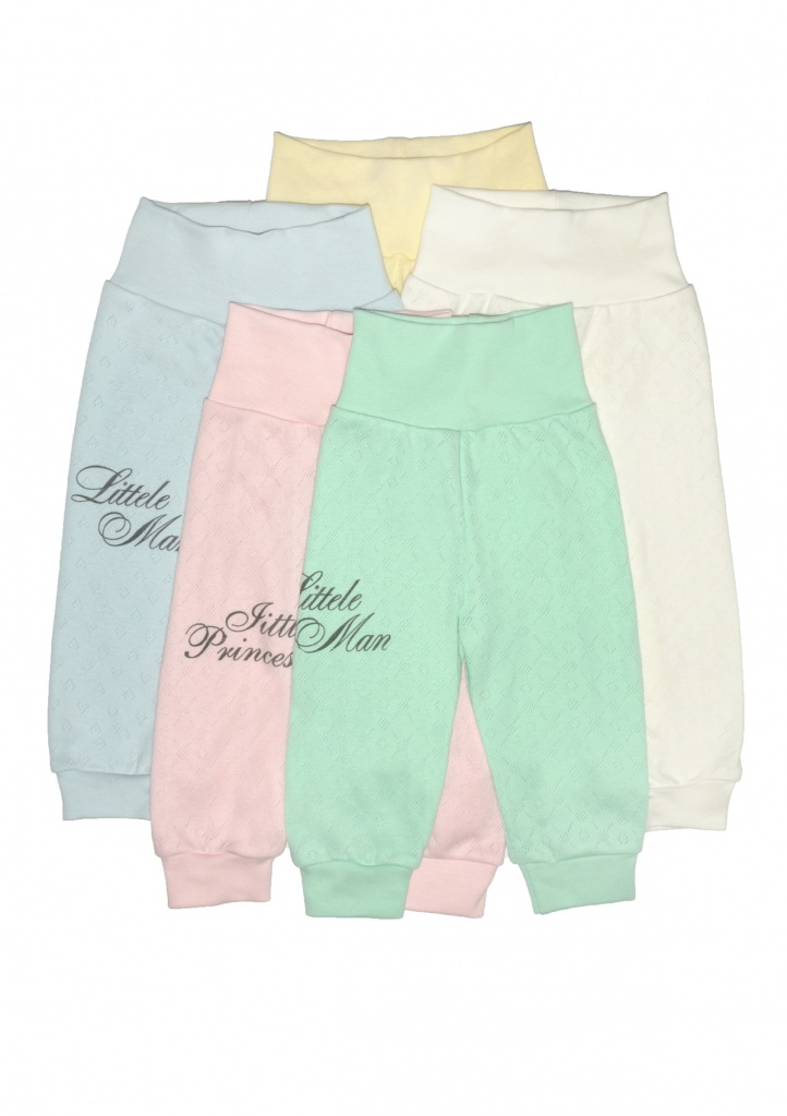 Littеle Man Little Princess Штанишки Р62-86 КЛ.210.002.0.258.044